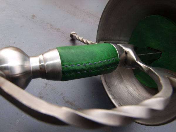 Rapier Sword Rada Bellatore detail grip