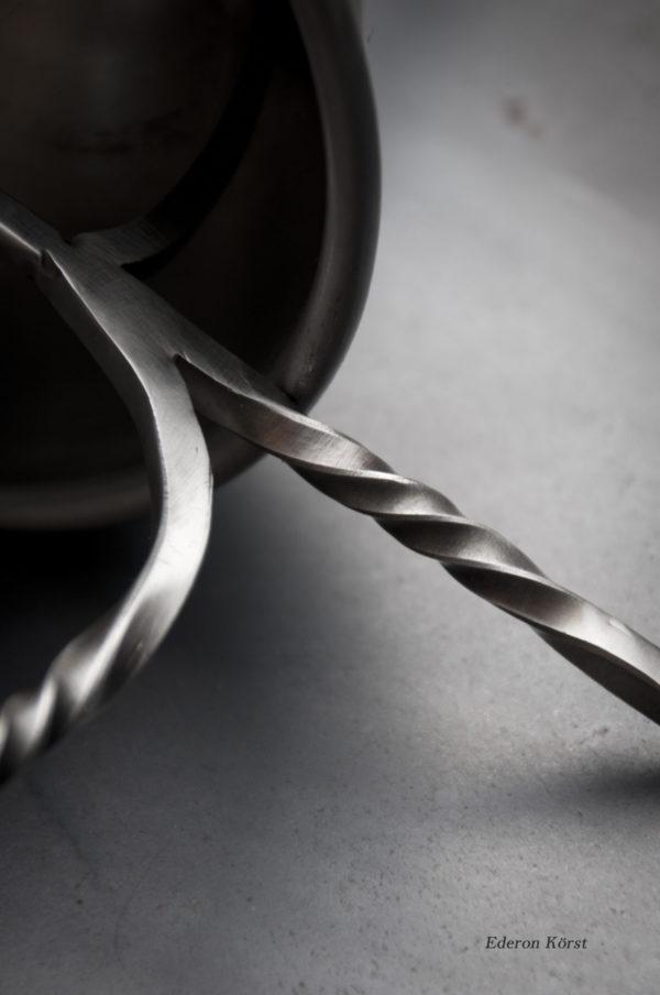 Rapier Sword Rada Bellatore detail quillion