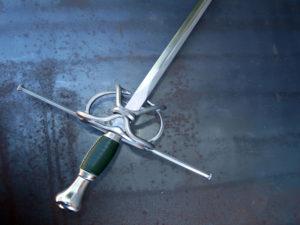 Thibault d'Anvers rapier sword